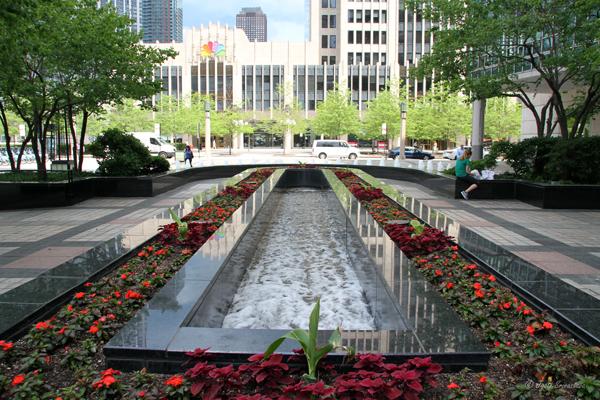 Cityfront Center Plaza