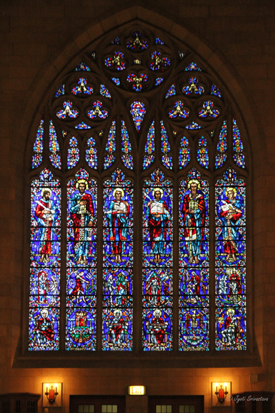 The Great East Window - Fourth Presbyterian Church