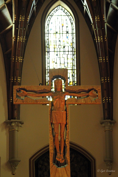 Resurrection Crucifix / Holy Name Cathedral