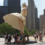 2011-2012: Forever Marilyn – by Seward Johnson