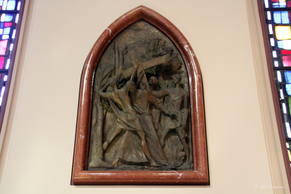 Stations of Cross / Holy Name Cathedral