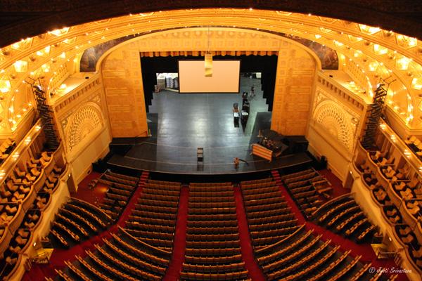 Auditorium Theater at Chicago Cultural Mile