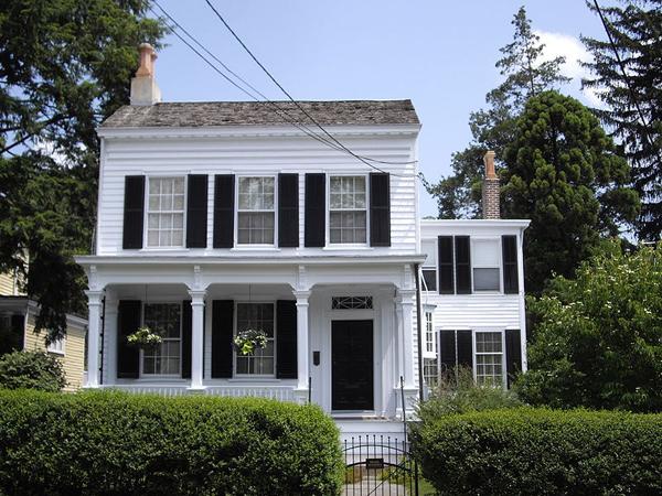Albert Einstein House / Image from wikpedia under creative commons license.