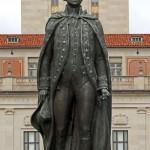 George Washington – by Pompeo Coppini in Austin, Texas.