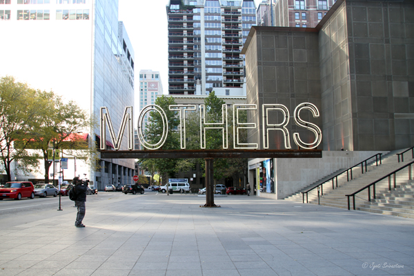 Mothers [2012] - by Martin Creed
