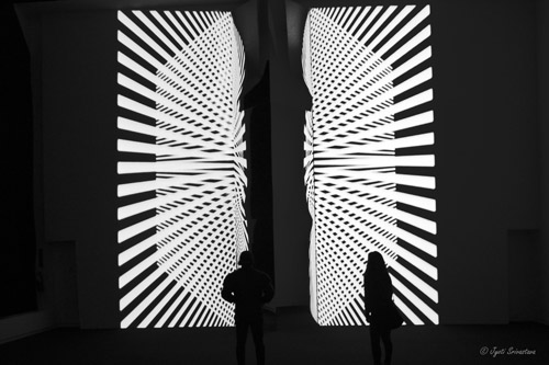 Shift by Luftwerk  at Chicago Cultural Center
