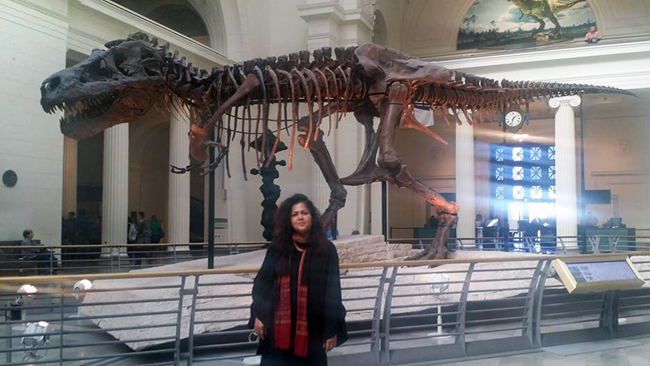 Sue the T. rex / Field Museum, Chicago