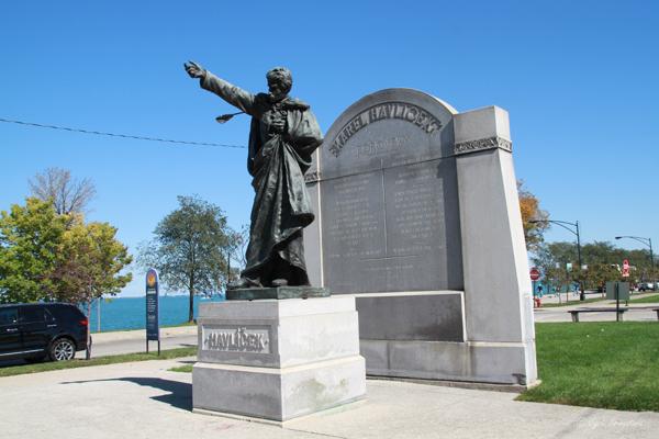 Karel Havlicek Memorial – by Joseph Strachovsky