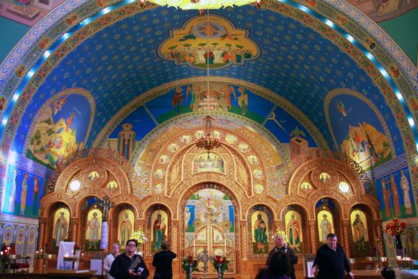 Iconography: Saints Volodymyr and Olha Ukrainian Catholic Church