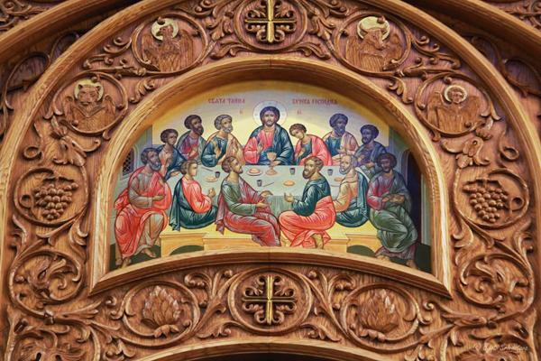 The Last Supper: Saints Volodymyr and Olha Ukrainian Catholic Church
