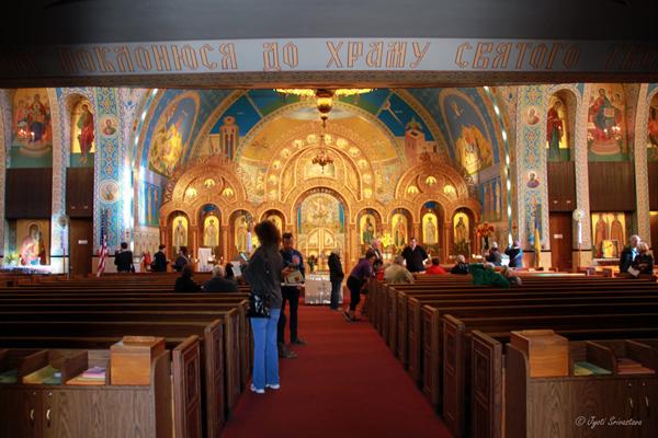 Saints Volodymyr and Olha Ukrainian Catholic Church