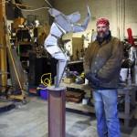 2013 Studio Visit: Eric W. Stephenson