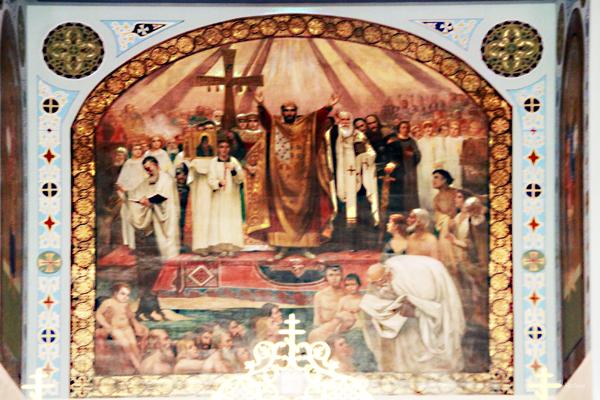 Iconography: St. Volodymyr Ukrainian Orthodox Cathedral