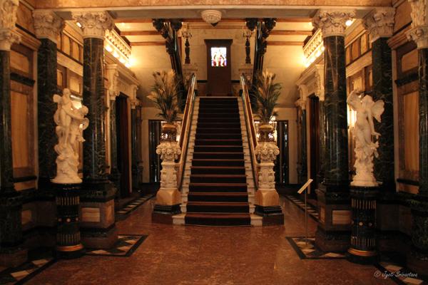 Driehaus Museum at Nickerson Mansion