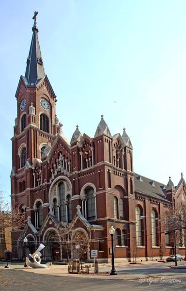 Old Town: St. Michael's Roman Catholic Church