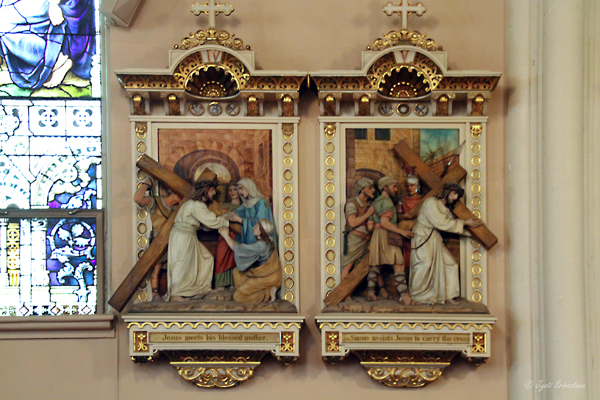 Stations of Cross / Old Town: St. Michael's Roman Catholic Church