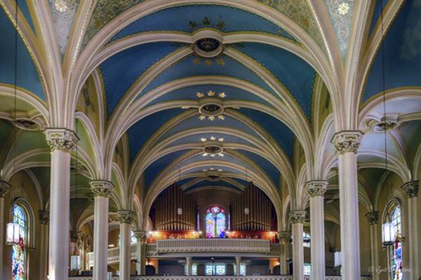 Organ / Old Town: St. Michael's Roman Catholic Church