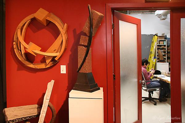2010 Studio Visit: Terrence Karpowicz