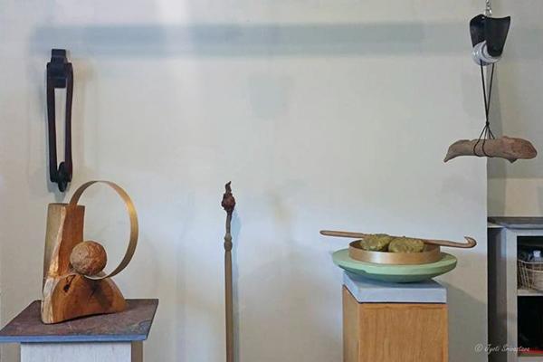 2015 Studio Visit: Margaret Lanterman