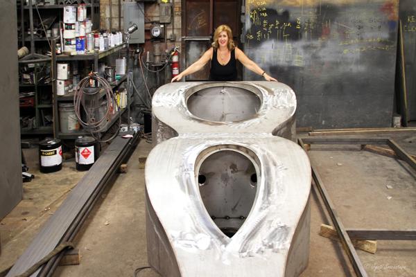 2014 Studio Visit: Nicole Beck