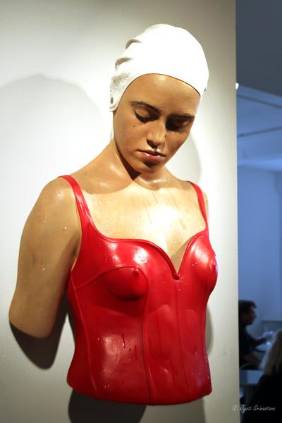 Moran [2008] - by Carole A. Feuerman