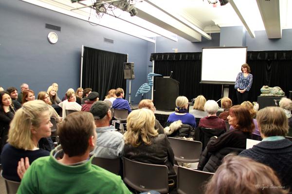 Janet Austin Lecture Presentation