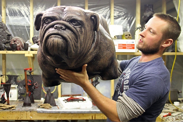 2010 Studio Visit: Marshall Svendsen