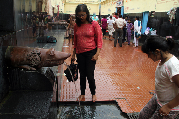 Hot Water Spring / Rajgir
