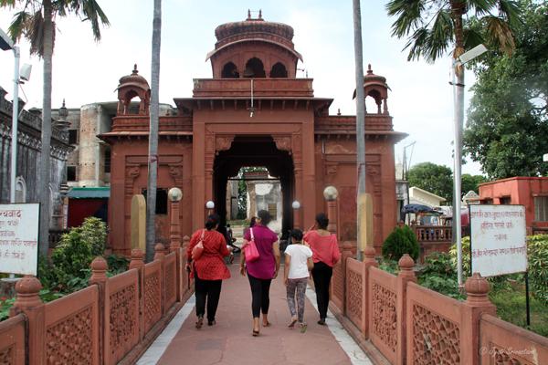 Pawapuri Water Temple - End of Day Trip