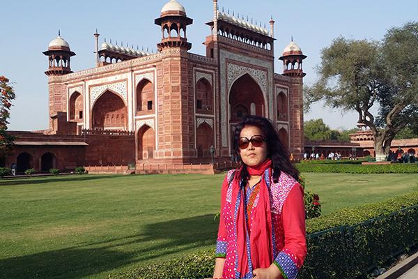 Taj Mahal: Great Gate