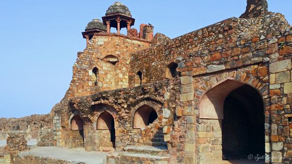 Purana Qila / Delhi