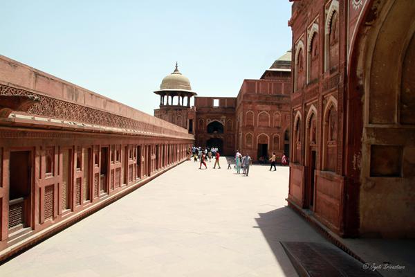 Jehangiri Mahal /Agra Fort