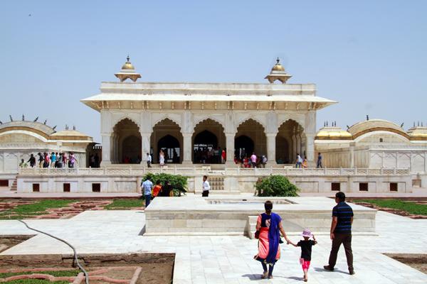 Khas Mahal / Agra Fort