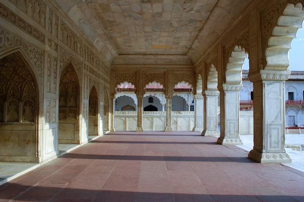 Diwan-i-Khas / Agra Fort