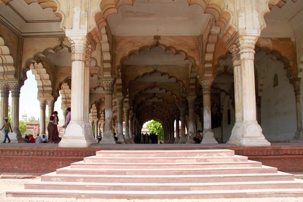 Diwan-i-Am / Agra Fort
