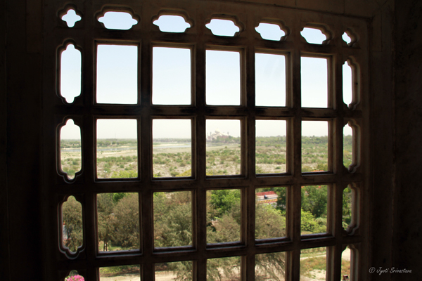 Musamman Burj / Agra Fort