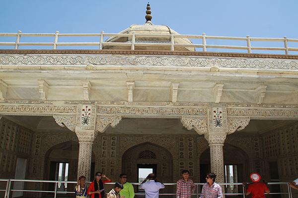 Agra Fort: Musamman Burj