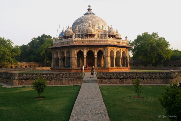 Tomb of Isa Khan Niyazi