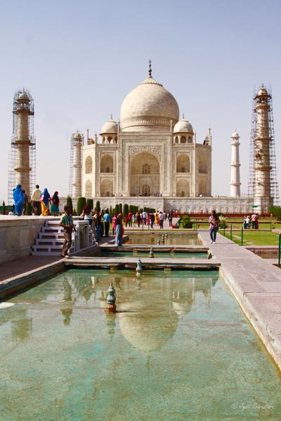 Taj Mahal: The Tomb