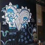 Big Art mural - by Zor Zor Zor