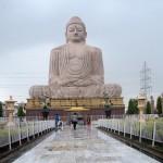 Buddhist Temples of Bodh Gaya / Bihar