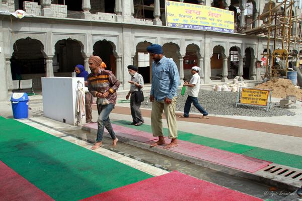 Takht Sri Patna Sahib, Patna.