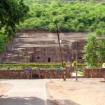 Sonbhandar caves – Rajgir / Bihar