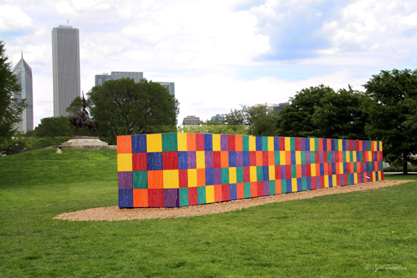 Artists Monument - by Tony Tasset