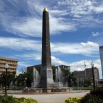 Veterans Memorial Plaza / Obelisk Square