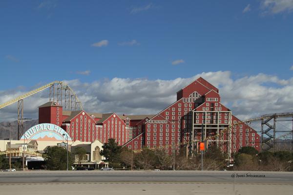 Buffalo Bill's Casino, Nevada