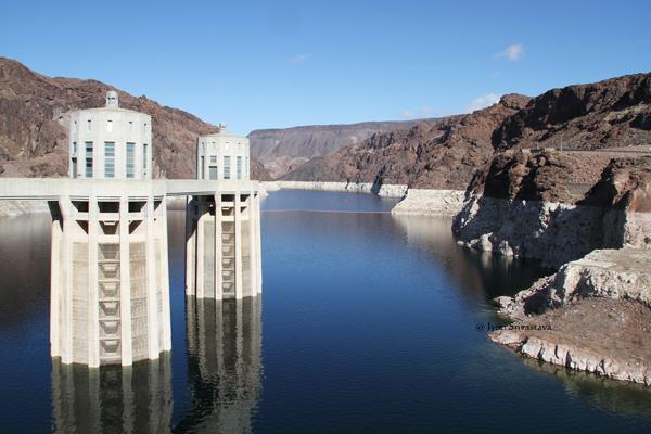Hoover Dam: Lake Mead