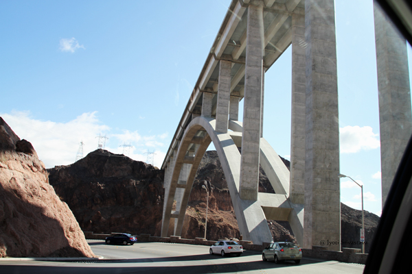Hoover Dam bypass / Mike O'Callaghan–Pat Tillman Memorial Bridge