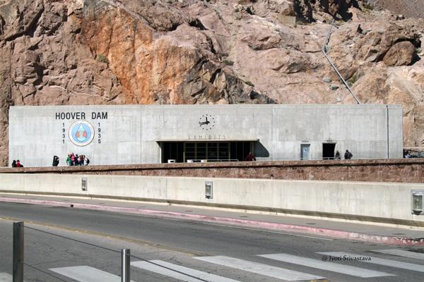 Hoover Dam Exhibits