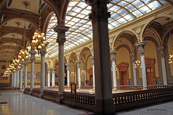 Office rooms / Indiana State House